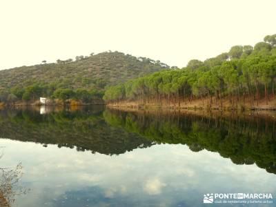 Garganta de Picadas - Vía Verde del Alberche;rutas por madrid; rutas por la sierra